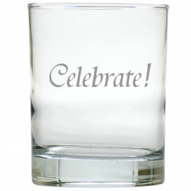 Celebrate Old Fashioned Rocks Glasses Set of 6