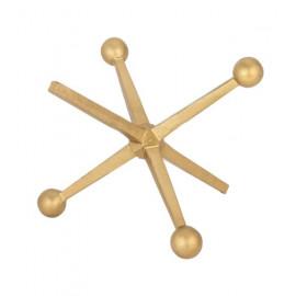 Large Gold Jax Table Top Decor