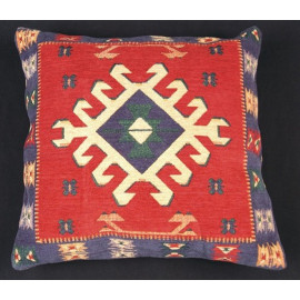 Southwestern Design Plush Jacquard Pillows2 II