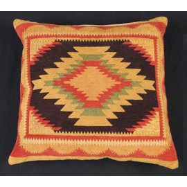 Southwestern Design Pillows Plush Jacquard