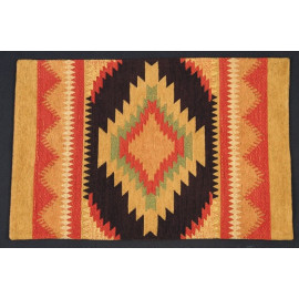 Southwestern Design Placemats - Set of 6 III