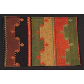 Southwestern Design Placemats  Set of 6 VI