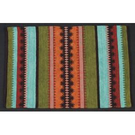 Southwestern Design Placemats - Set of 6 V