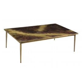 Unique Design Iron Rectangle Coffee Table