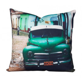 Graphics Pillow Collection - Cubano