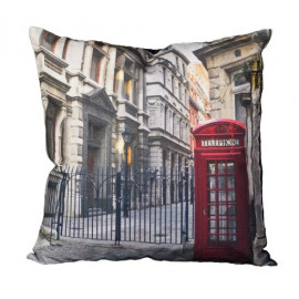 Graphics Pillow Collection - London Calling